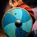 Epcot Viking by Nora Martinez