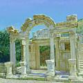 Ephesus.ruins by Simon Kozhin