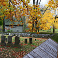 Ephrata Cloister Cemetery by William Jobes