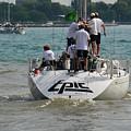 Epic Sailboat by Randy J Heath