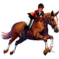 Equestrain by Trevor Irvin