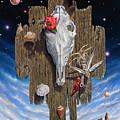 Equinoctial Rose by Ricardo Chavez-Mendez