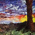 Erda Sunset by Nila Jane Autry