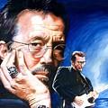 Eric Clapton Blues Lake by Ken Meyer