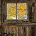 Eric's Barn by Valerie Brown