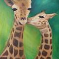 Erina's Giraffes by Karen Cress