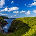 Erris Head, County Mayo, Ireland by Michael Kinsella