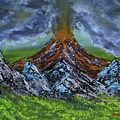 Eruption by Larry Guenther