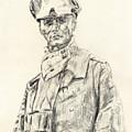 Erwin Rommel by Dennis Larson
