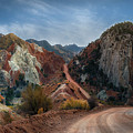 Grand Staircase Escalante Road by Gary Warnimont