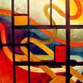 Escape Plan by Art Nomad Sandra  Hansen