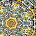 Escher Glass Kaleido Abstract #1 by Peter J Sucy