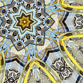 Escher Glass Kaleido Abstract #2 by Peter J Sucy