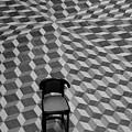 Escher-like Chair by Jim DeLillo