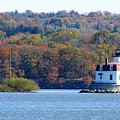 Esopus Lighthouse by Norman Vedder