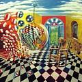 Esperando Ansiosamente La Salida by Roger Calle