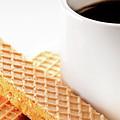 Espresso And Lemon Wafer by  Onyonet  Photo Studios