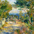 Estaque by Renoir