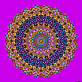 Estate Jewels Mandala No. 2 by Joy McKenzie