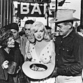 Estelle Winwood Marilyn Monroe Clark Gable Eli Wallach Montgomery Clift The Misfits Reno Nevada 1961 by David Lee Guss