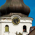 Estonian Baroque Onion Dome by Christian Hallweger