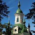 Estonian Church Orthodox And Baroque by Christian Hallweger