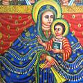 Ethiopian Angels by Munir Alawi