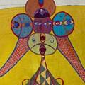 Ethiopian Ornament  by Sonja Yunda