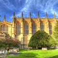 Eton College Chapel by David Pyatt