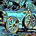Ettore's Dream Cars by Jean-Louis Glineur alias DeVerviers