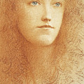 Etude Anglaise by Fernand Khnopff