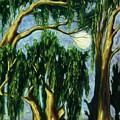 Eucalyptus Moon by Helen O Hara