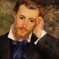 Eugene Murer 1877 by Renoir PierreAuguste