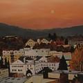 Eugene Ore by Todd Artist