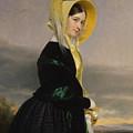 Euphemia White Van Rensselear by George Peter Alexander Healy