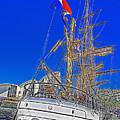 Europa Docks In Sydney by Miroslava Jurcik