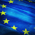 European Flag by Setsiri Silapasuwanchai