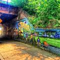 Evanston Grafitti Art. by Louis Perlia