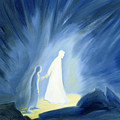 Even In The Darkness Of Out Sufferings Jesus Is Close To Us by Elizabeth Wang