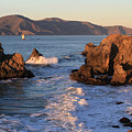 Evening At Land's End by Bonnie Follett