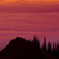 Evening At The Top by Eggers Photography