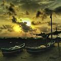 Evening Beach by Evan Dantas