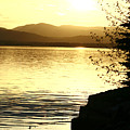 Evening Charlotte Sunset by Deborah Benoit