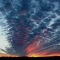Evening Sky In Kansas by Chris Berry