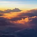 Evening Clouds II by Brian Jannsen