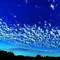 Evening Clouds by Mark Blauhoefer