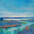 Evening Glow by Linda Puiatti