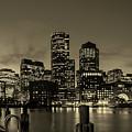 Evening In Boston by Unsplash