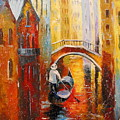 Evening In Venice by Olha Darchuk