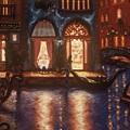 Evening In Venice by Scott Jones